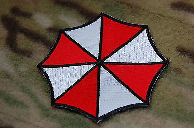 Resident Evil Umbrella Corporation Velcro Patch