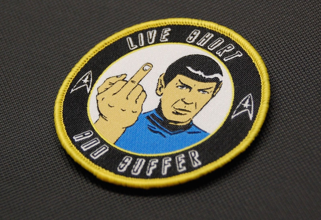 Nihilistic Spock Morale Patch