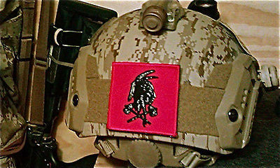 NSWDG Red Squadron 'Shooter' Patch