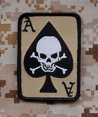 "Large Edward Teach / Blackbeard 5"" x 3"" Flag Morale Patch"