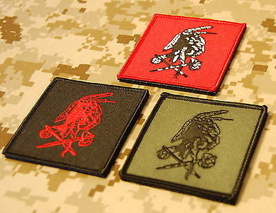 NSWDG Red Squadron Shooter Patch Set
