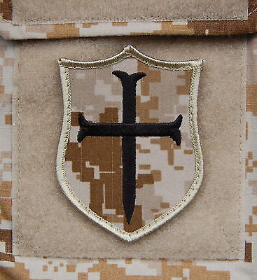 AOR1 Crusader Shield Embroidered Patch