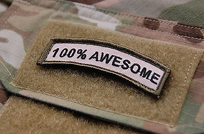100% AWESOME Tab Morale Patch