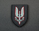 Premium Embroidered 22 SAS Regiment Winged Dagger Morale Patch