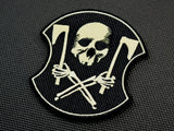 Premium Embroidered Norse Legend Morale Patch