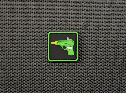 BritKitUSA SHOT Show 2019 Limited Edition GITD Morale Patch