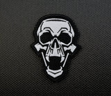 Premium Embroidered Skulltanic Morale Patch