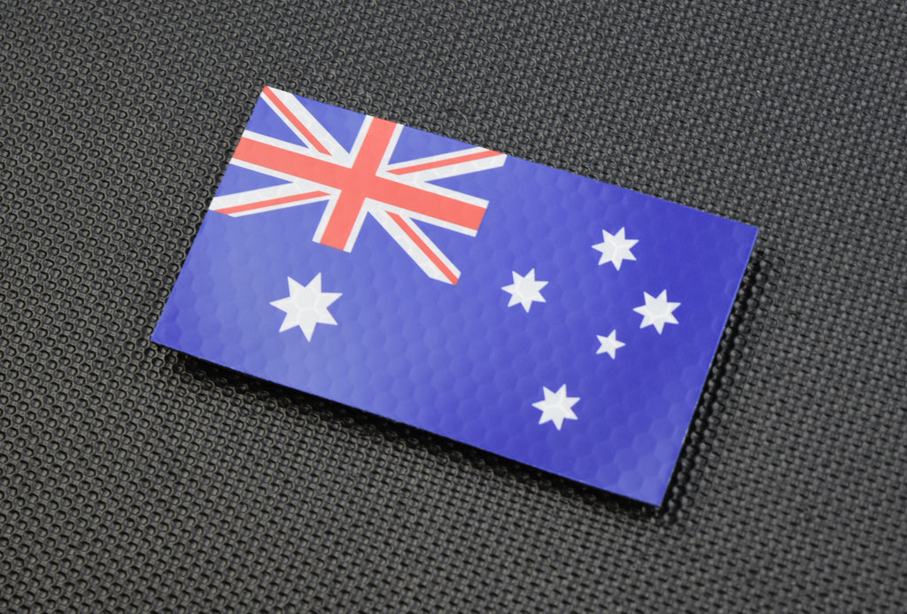SOLAS Reflective Australian Flag Patch