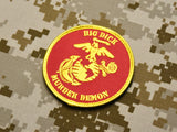 Big Dick Murder Demon Morale Patch