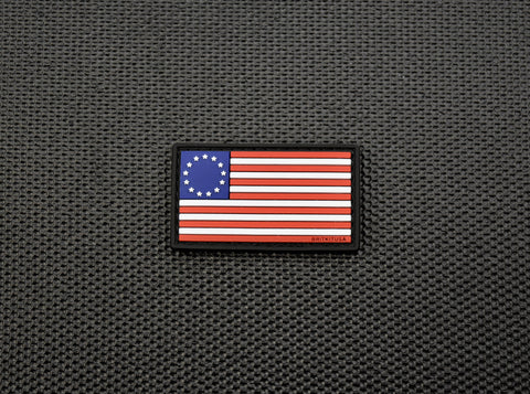 K9 UK Flag 3D PVC Morale Patch - Full Colour