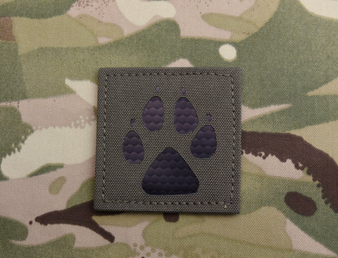 POLICE SOLAS Reflective Patch