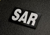 Infrared SOLAS SAR Search & Rescue Patch