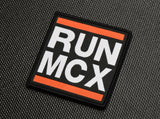 Run MCX Woven Morale Patch