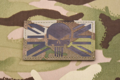 Infrared ATACS-FG US Flag Patch Set