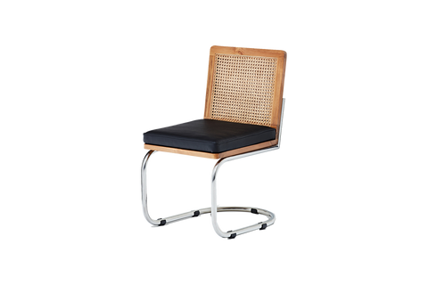 Rattan Cantilevered Chair