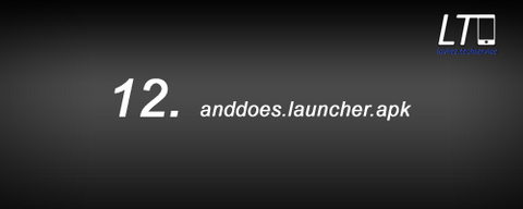 12. Anddoes Launcher