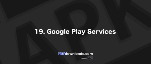 19. Google play services
