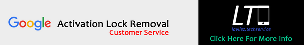 Google FRP Removal Customer Service