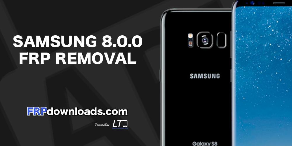 FRP REMOVAL SAMSUNG