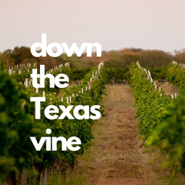 Down The Texas Vine