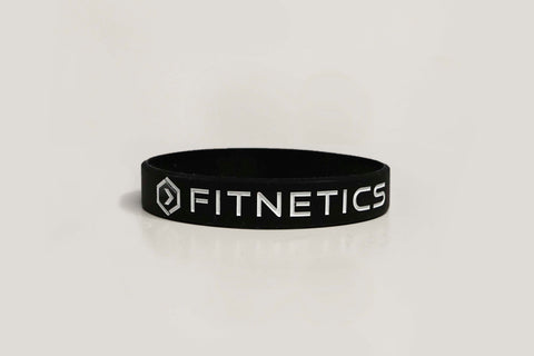 Fitnetics Signature Wrist Band - Black
