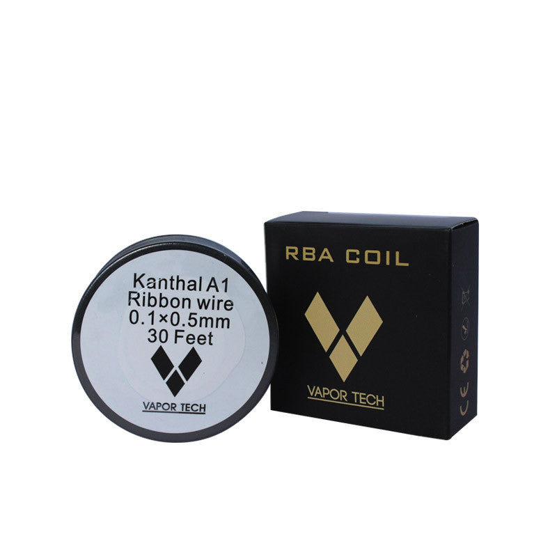 Kanthal ribbon wire kanthal flat wire vape street australia kanthal ribbon wire greentooth Image collections