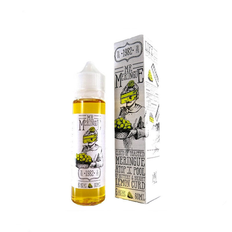 Mr. Meringue Ejuice (60ml)