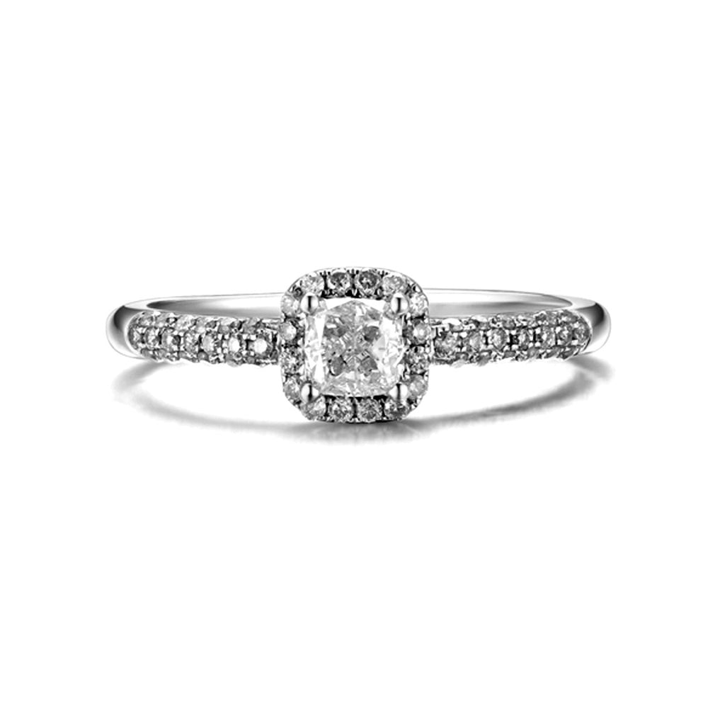 engagement products collections cut ring row rings jewellery sea wave diamonds halo double diamond cushion
