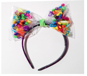Candy Bow Band
