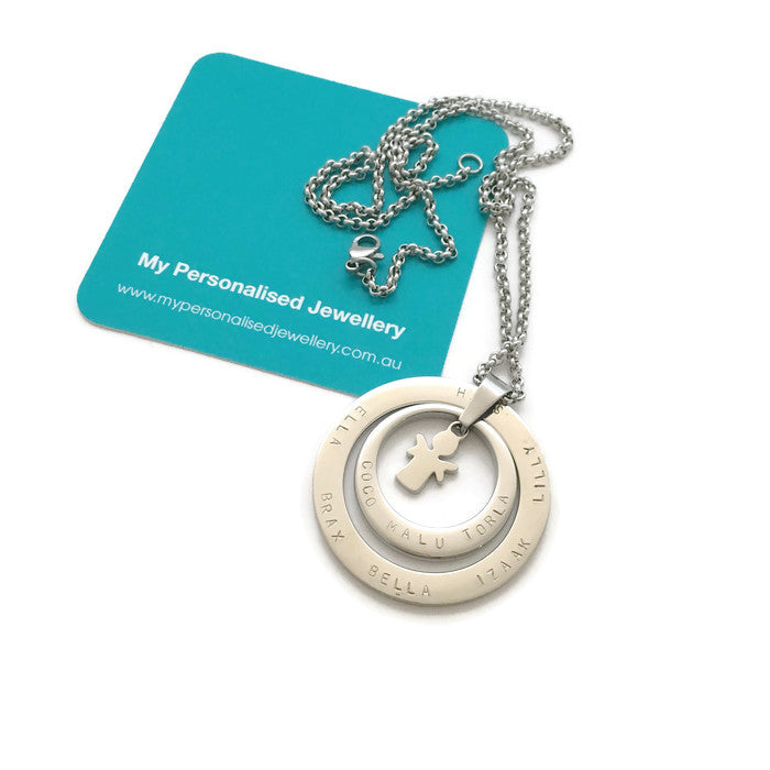 Circle of Angel - My Personalised Jewellery
