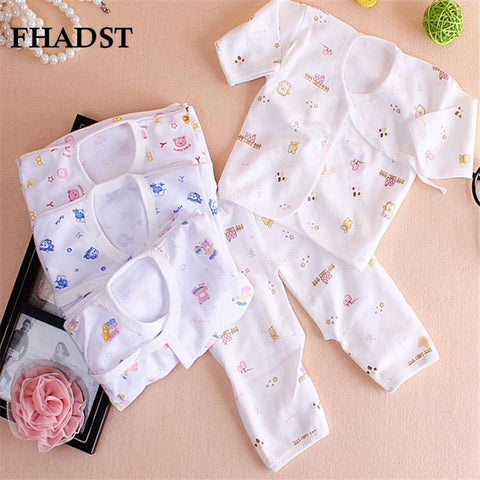 0-1 year autumn winter newest baby set romper underwear cottoncoat and pants baby cloth for newborns clothes for baby boy girls