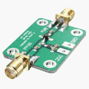 0.1-2000MHz RF wideband amplifier gain 30dB low-noise amplifier LNA