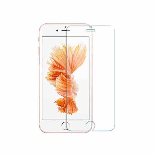 0.26mm For iPhone 6 Glass Protective Film For iPhone 7 Tempered Glass For iPhone 6Plus 6s 6 5s 5 4s 4 Screen Protector