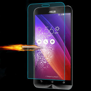 0.26mm Screen Protection Tempered Glass Film For Asus Zenfone 2 4 5 6 Screen Protector Case For Zenfone 2 Laser 5.0 5.5 9H
