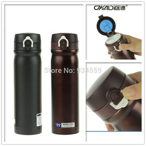 0.35L thermos water cups thermos water bottle stainless steel 304 travel mug thermo bottles vacuum cup insulated vacuum flask