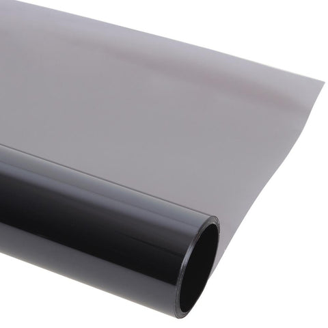 0.5*3m Light Gray uv+insulation Car Window Tint Film VLT 45% 2 ply Solar Protection Film