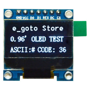 "0.96 inch IIC SPI Serial White OLED Display Module 128X64 I2C LCD Screen Board 0.96"" SSD1306 for Arduino stm32 51"