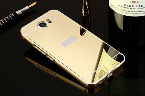 01 Luxury Ultra Light Metal Case with Aluminum Alloy Frame for Huawei Y 5ii Y 5 II Y5 2nd Gen CUN-U29 CUN U29