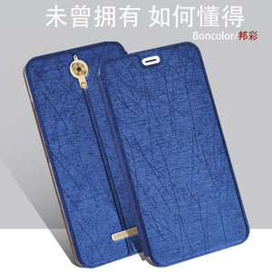 011 Flip Phone Leather Cover for Coolpad Modena 2 Coolpad Sky 3 5.5 inch Phone Soft Cover