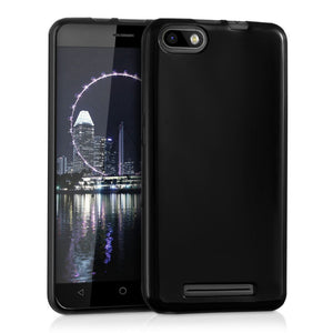 03 Silicon Case Soft TPU New Style Good Quality Comfortable Protector Back Cover for BQ BQS-5020 Strike 5 inch