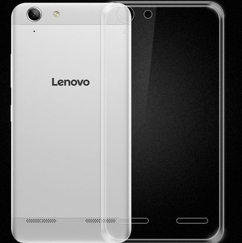 04 Ultra thin transparent clear soft TPU 0.6mm Slim protective Case for Lenovo Vibe K5 Lenovo A6020 Vibe K5 Plus (A6020A46)