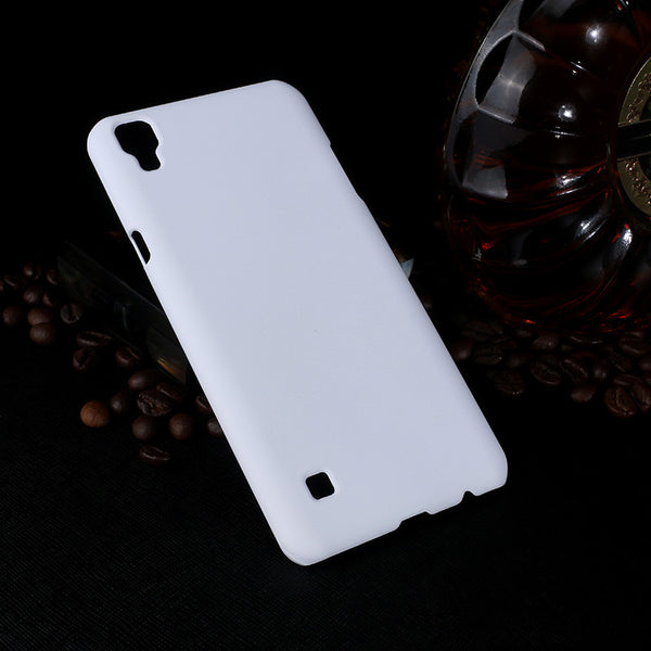 08 Case for LG X Power K220DS XPower K220 Frosted Plastic Hard Protective Back Case for LG X Power K210 K 210 220DS 220 ds Cases