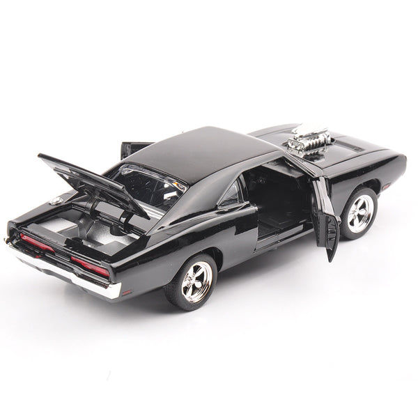 1 32 The Fast And The Furious 7 Dodge Charger Alloy Diecast Car Models Kids Toys Gifts brinquedos Metal Classical Model Cars