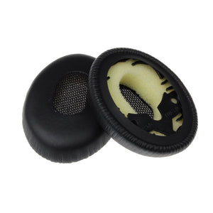 1 Pair Comfortable Replacement Ear Pads Black Cushions For Bose QuietComfort 3 QC3 & On-Ear OE Headphones #EB153