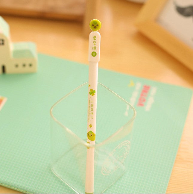 1 Pcs 0.5mm Aihao Japanese Erasable Kawaii Cute Writing Gel Ink Pens Korean School Supplies Stationery For Kids Student Gift