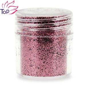1 Bottle 4 Colors Design Choice Sequin Dust 3D Nail Glitter Decorations Acrylic Glitters Powder Nail Art Tips BG021 - BG024