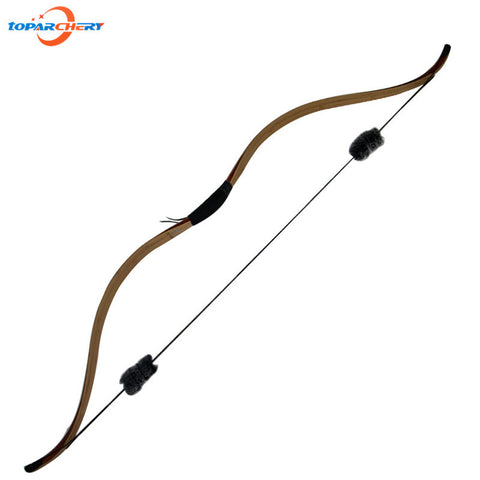 1 Pair Black White Rex Rabbit Fur Archery Bow Stabilizer for Outdoor Hunting Shooting Slingshot Traditional Bow Accessories