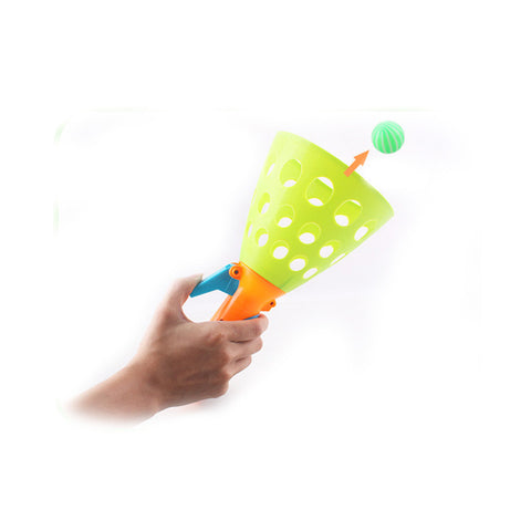 1 Pair Children Throwing and Catching The Ball Toys Set Parent-child Interactive Handball Indoor Outdoor Sports Game Kids Gifts