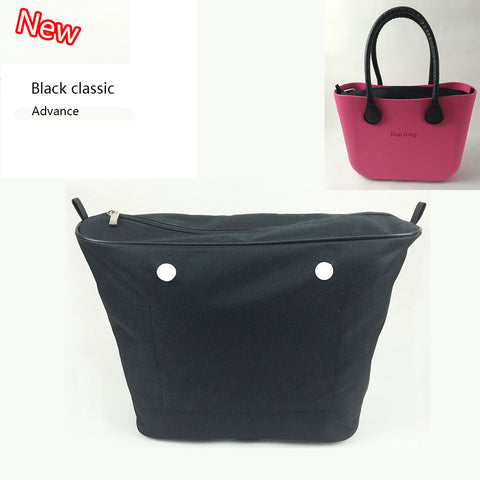 1 pc Inner lining Zipper Pocket lining insert super advanced high quality for women's bags big classic Obag AMbag O lady bag