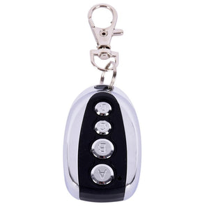 1 pc Wireless Auto Remote Control Duplicator Adjustable Frequency 433.92 MHz Gate Copy Remote Controller A B Style